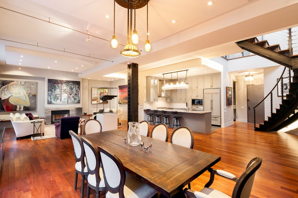 Personal Adds: A Tribeca Renovation Grand on Every Scale