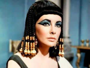 Cleopatra, 1963. Directed by Joseph L. Mankiewicz. (Image: Courtesy 20th Century-Fox)