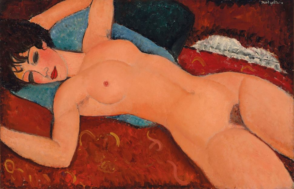 $170.4M Modigliani Is the Second Most Expensive Artwork Ever Sold at Auction