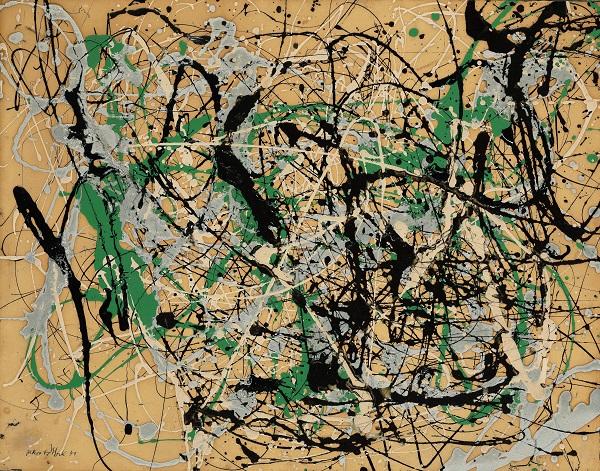 Lead by Twombly's Muscle, Sotheby's Does 'Just Fine,' Raising $296M