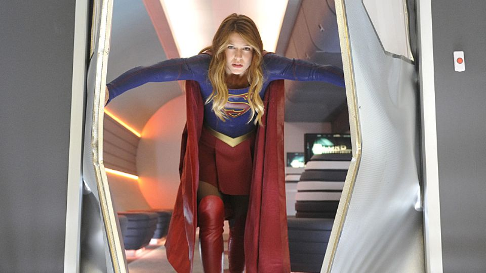 'Supergirl' Recap 1×5: Leaning in and Flying Away