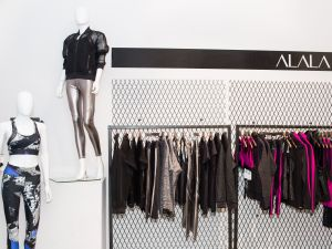 The Alala pop-up shop (Photo: Meg Miller Photography).