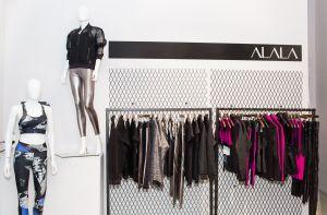 The Alala pop-up shop (Photo: Meg Miller Photography).