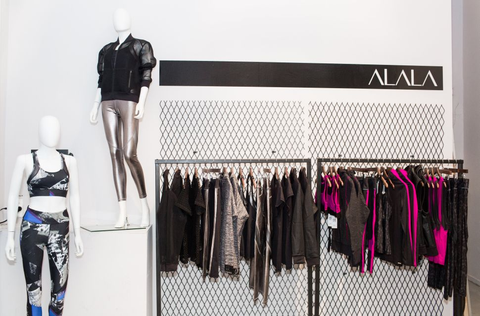 The Athleisure Pop-Up That Will Inspire You to Hit The Gym, Now