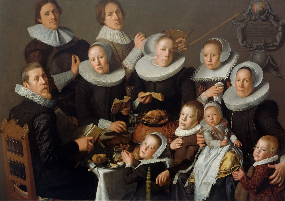 5 Family Dinners in Art History That Will Make You Appreciate Yours