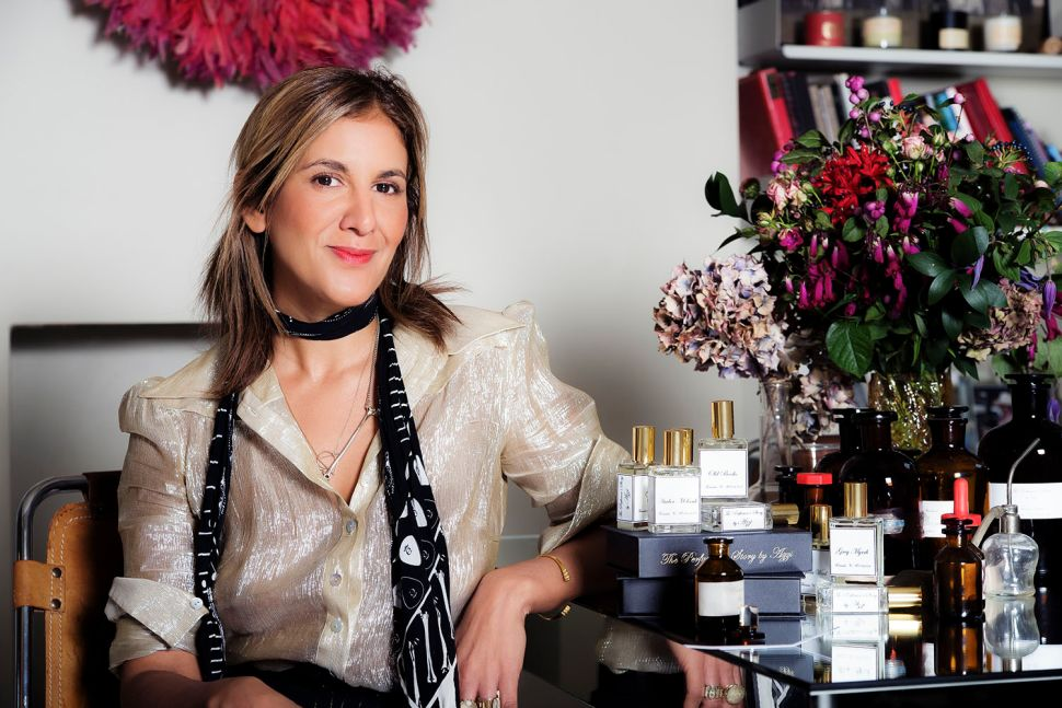 This Celebrity Perfume Designer Creates Custom Scents for Johnny Depp, Orlando Bloom