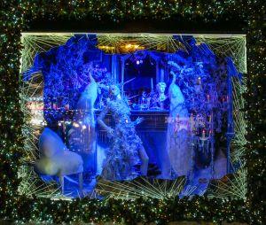 The 2015 Saks Holiday Window (Photo: Billy Farrell Agency).