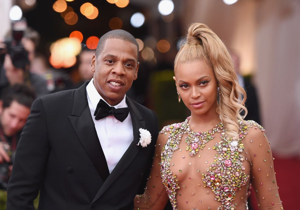 Jay Z and Beyoncé Inspired 'White Power' Symbol, Claims Alt-Right Figure