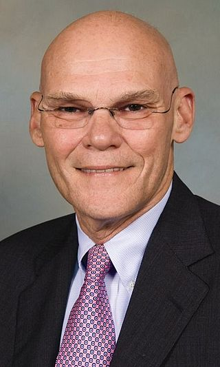 James Carville in NJ Today