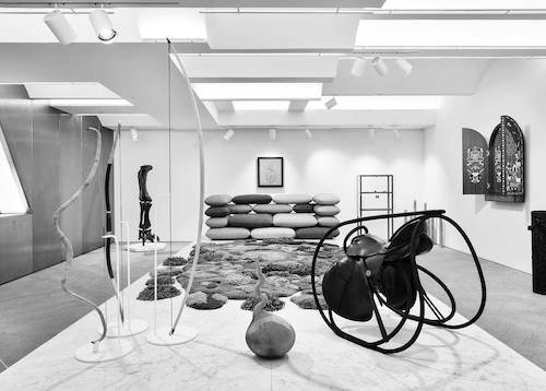 From Million-Year-Old Fossils to a Lunar Rake, Chamber Gallery is Unlike Any Other