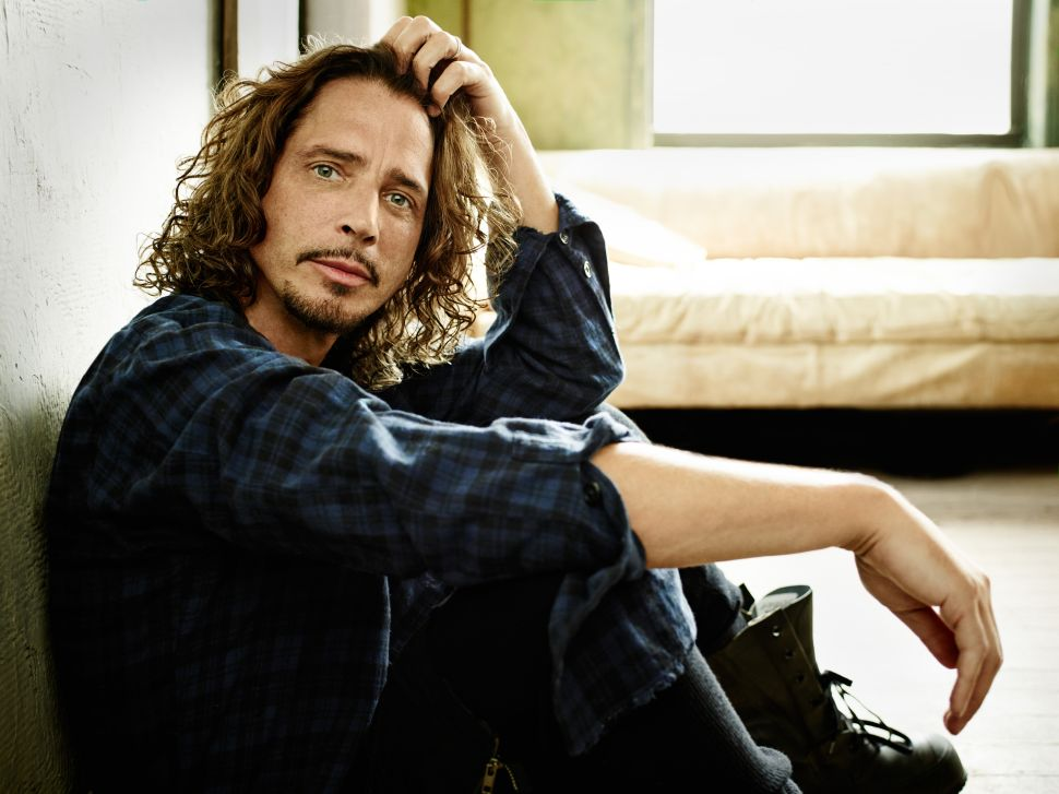 Chris Cornell, 'the Architect of Grunge,' Embraces His Past
