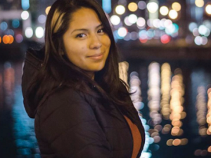 Nohemi Gonzalez of the United States was one of those killed during Friday's terrorist attacks in Paris. (Photo: Twitter)