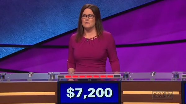 A 'Jeopardy' Contestant's Voice Captivated Twitter This Week