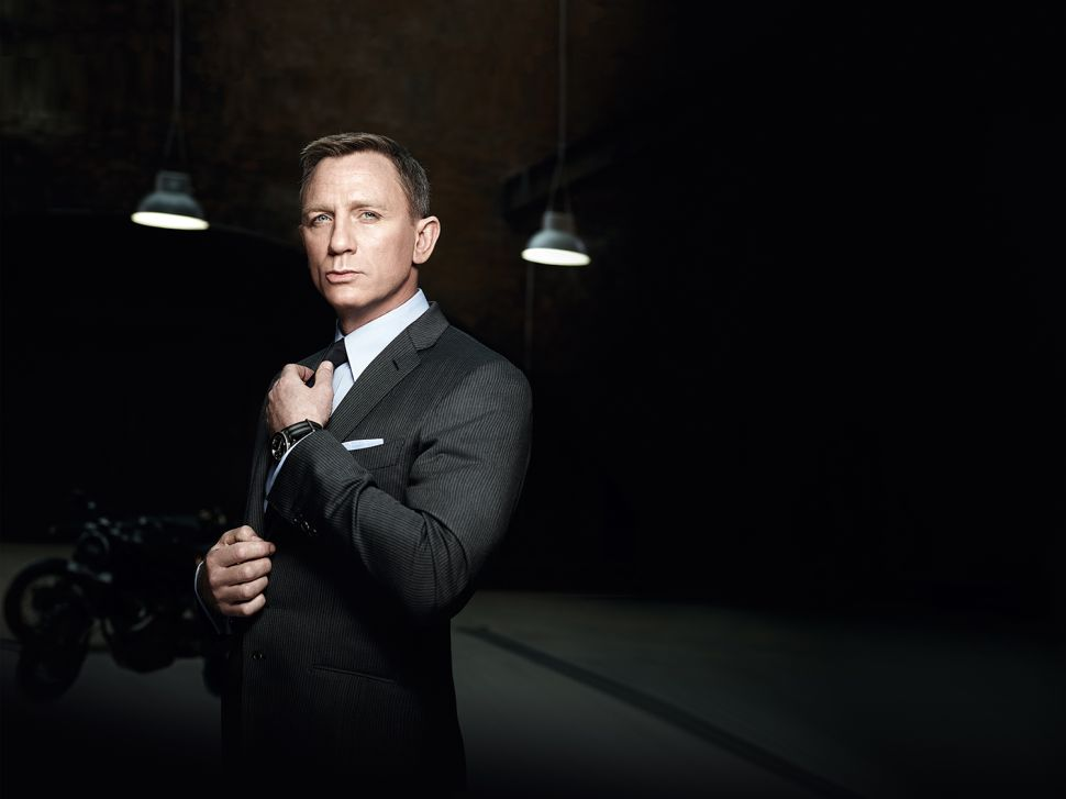 Watches on the Big Screen: From Spectre to Star Wars