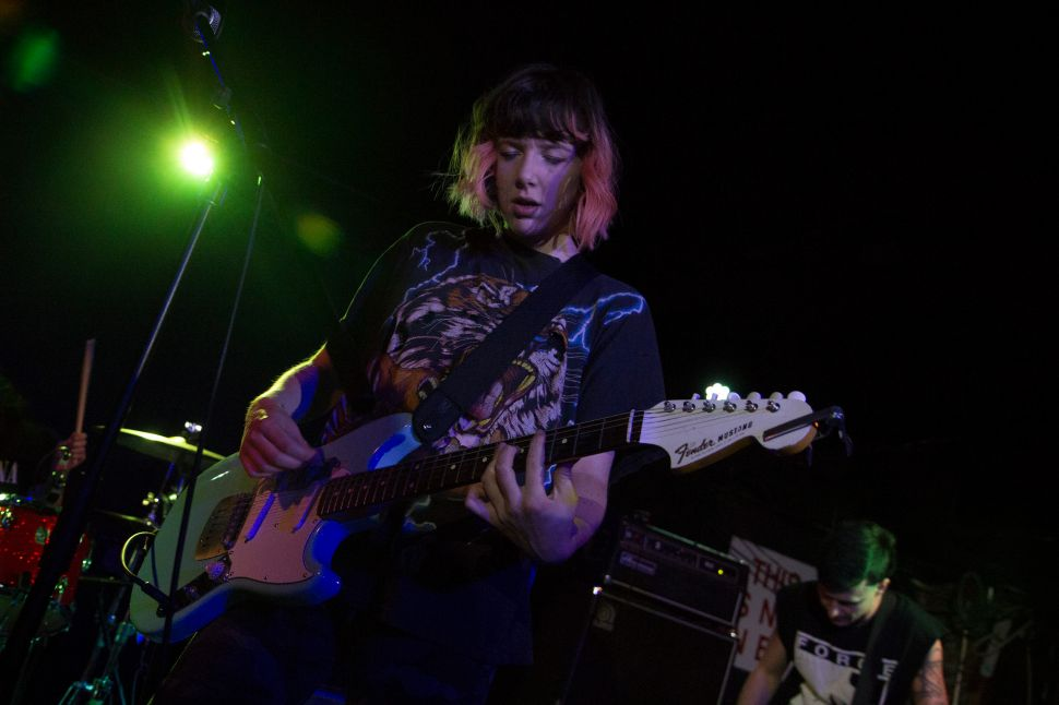 Dilly Dally's Sore Grunge and Healing Pop