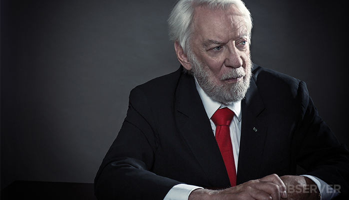 'Hunger Games' Antihero Donald Sutherland on the Finale—and Snow's Love for Katniss