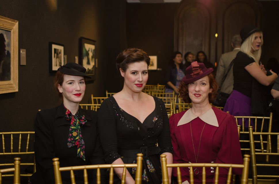 Lethal Fashion at the National Arts Club