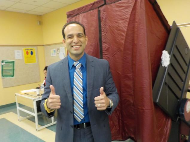 Carmelo Garcia: Hoboken Ward 6 Race Is a 'Defining Moment'