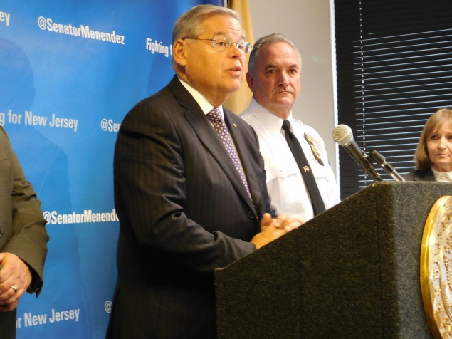 Menendez Warns of Phone Fraud: 'If It's Uncle Sam, It's a Scam'