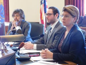 The Senate Higher Education Committee met to discuss on campus safety