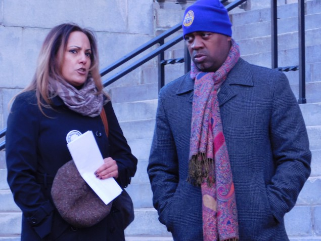 Baraka, Payne Kick Off 'Fast for Justice' as Airport Workers Pursue Higher Wages
