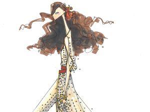 Design by Diane Von Furstenberg. (Photo: Courtesy Bollare)