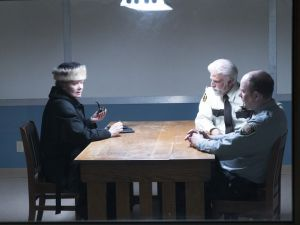 Floyd (Jean Smart) uses the detectives to win her war. (FX)