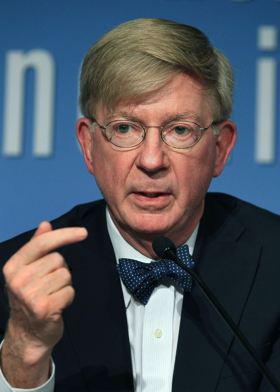 George Will Damns Bill O'Reilly, Again, in New Column