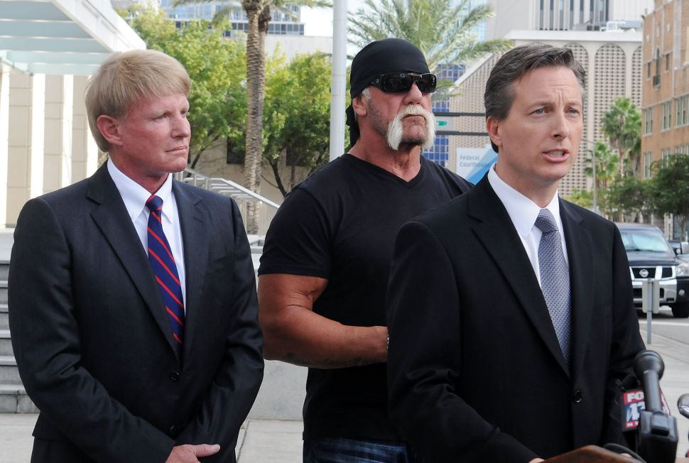 Hulk Hogan v. Gawker: Ugh