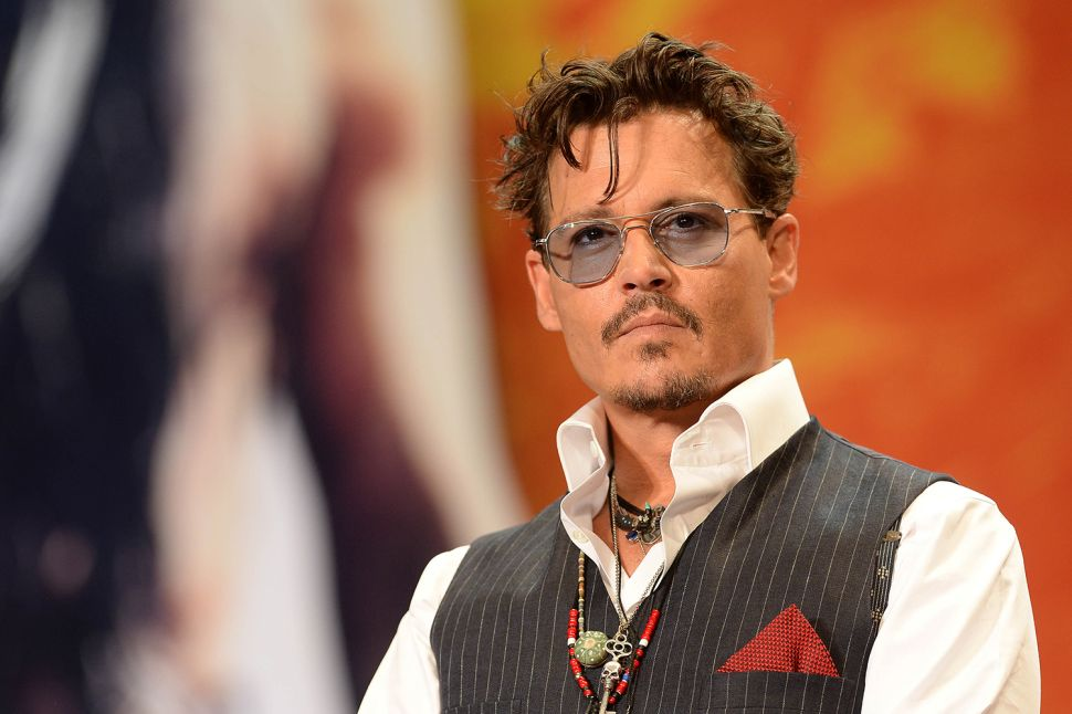 Johnny Depp Sells His Basquiats, Governors Island Makes Graffiti Legal for Summer