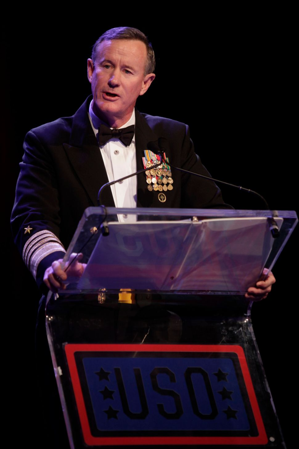 How the Democrats Can Win: Admiral William H. McRaven for President