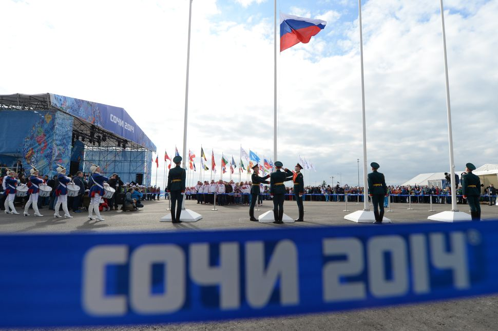 Dope-Dealing Russia Should Be Banned From the Olympics for a Decade