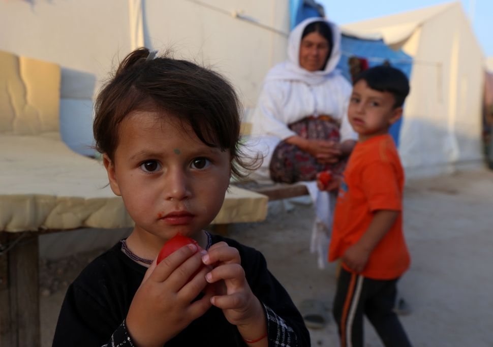 The ISIS Victims You Don't See—World Snoozes as Yazidis Massacred