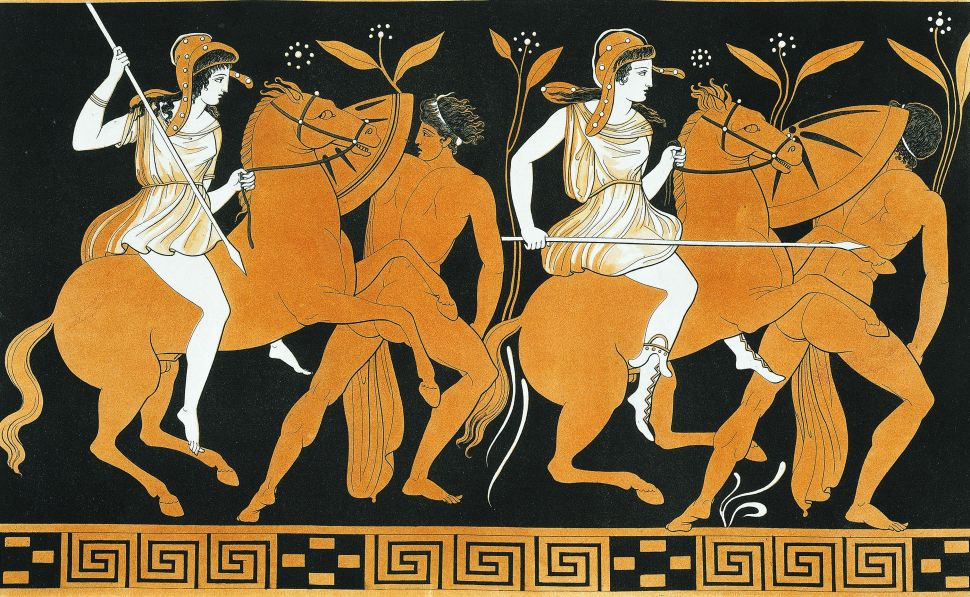 How the Secrets of the Ancient Greeks Can Heal Our Wounded Warriors