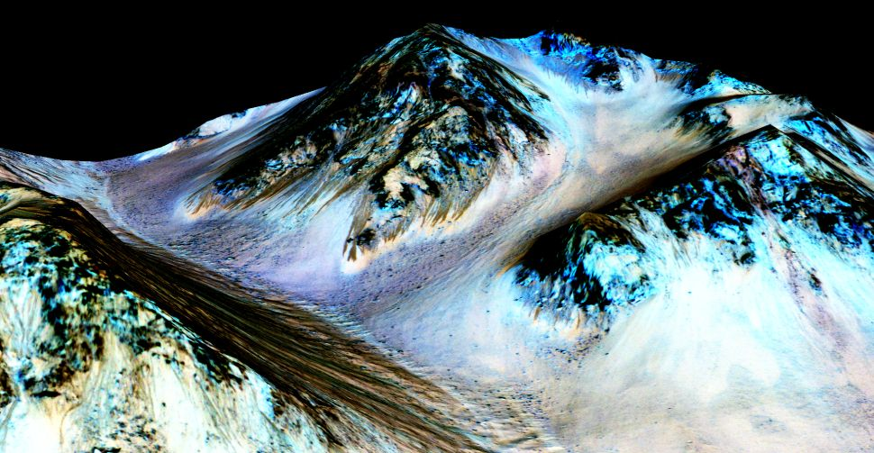 New Data From MAVEN Spacecraft Gives Clarity to Where Mars' Water Went
