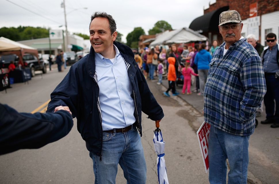 The Party's Over: Kentucky Marks the End of the Democratic Party in the South