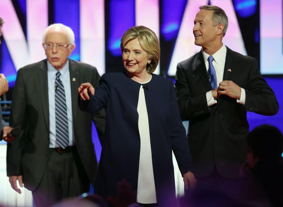 How to Live Stream CBS News' Democratic Debate on Saturday