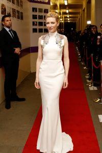 Cate Blanchett in Alexander McQueen (Photo: John Phillips/Getty Images for BFI).