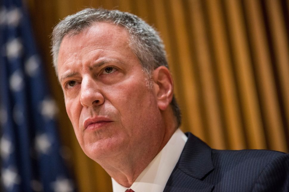 De Blasio: Old Policy is to Blame for Rivington Deed Modification