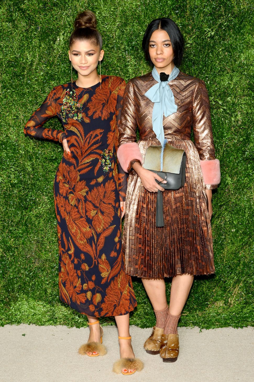 Who Wore What to The CFDA/Vogue Fashion Fund Awards