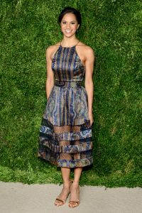Misty Copeland in Zimmermann (Photo by Andrew Toth/Getty Images)