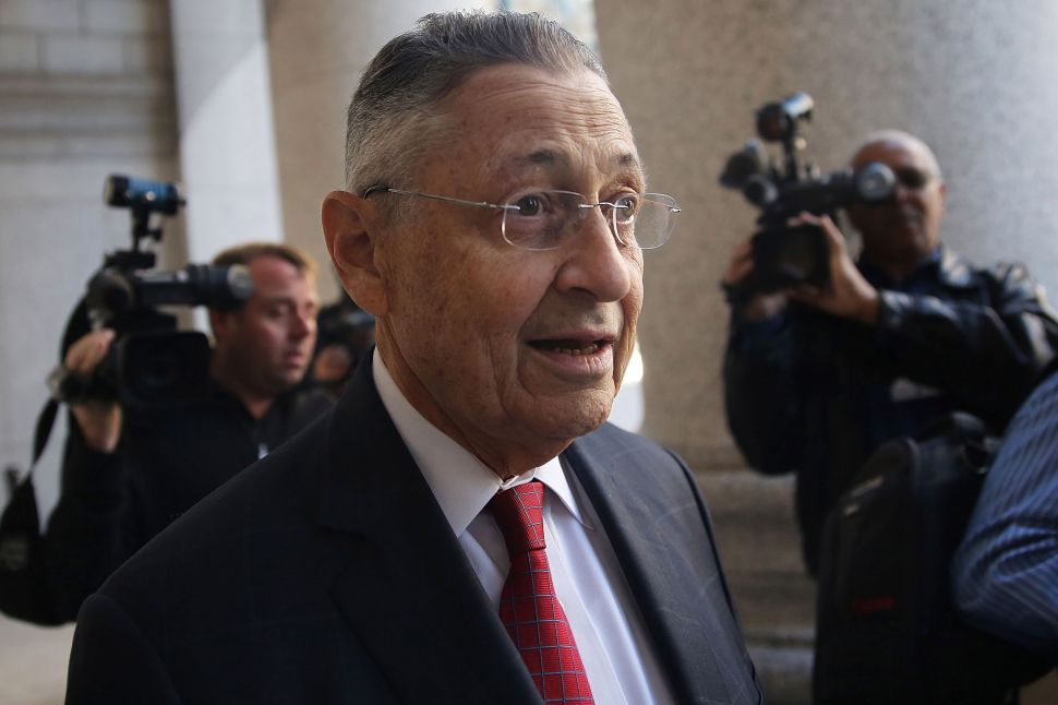 With Silver and Skelos Trials, a Light Breeze of Change Wafts Over Albany