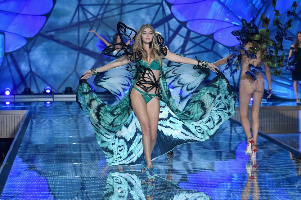 Did Kendall Jenner, Gigi Hadid Score a Feminist Triumph at the Victoria's Secret Fashion Show?
