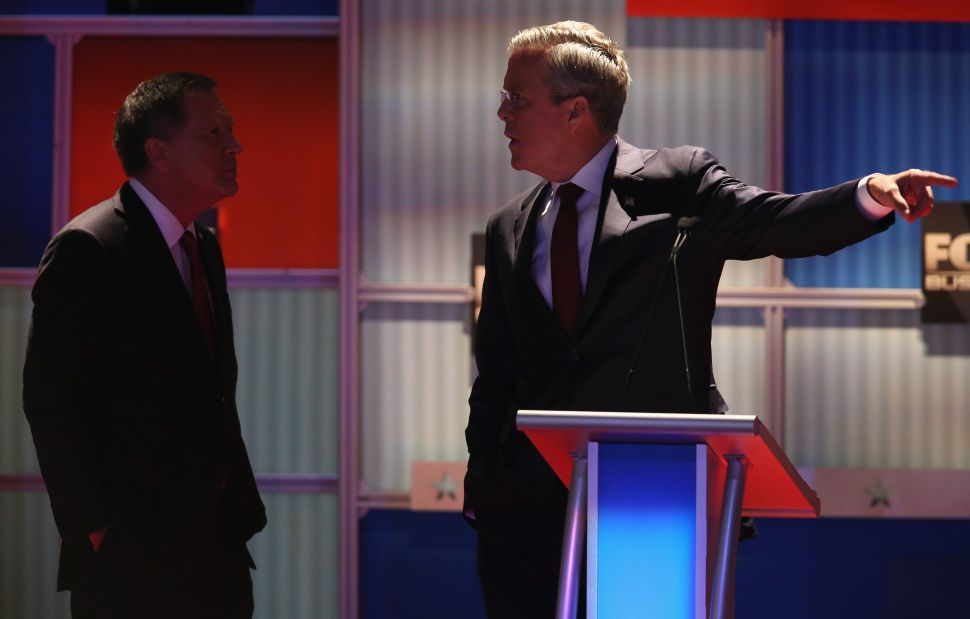 Fourth Republican Debate: Where Each Candidate Excelled and Faltered