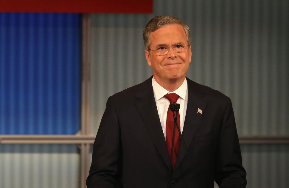 Jeb Bush and the Long Slow Death of the Eastern Establishment