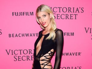 NEW YORK, NY - NOVEMBER 10: Devon Windsor attends the 2015 Victoria's Secret Fashion After Party at TAO Downtown on November 10, 2015 in New York City. (Photo by Grant Lamos IV/Getty Images)
