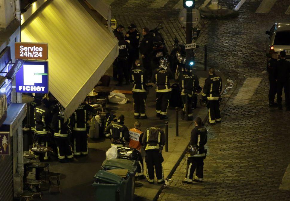 'The Horror': Paris Attacks Reverberate in New York City