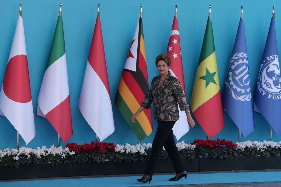 Is Dilma Rousseff the Comeback Kid of Brazil?