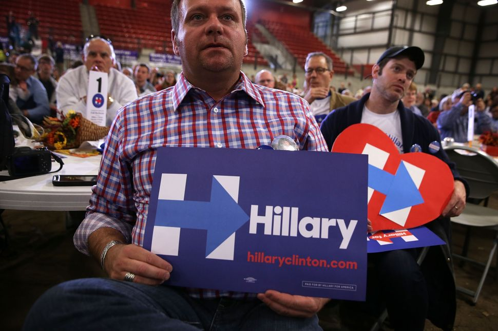 Why It Makes No Sense for Labor Unions to Endorse Hillary Clinton