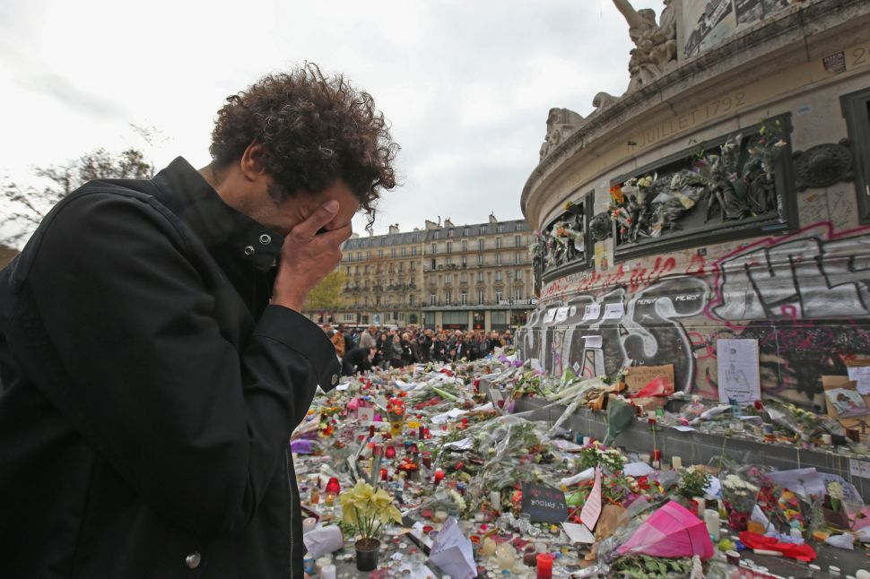 To Destroy Paris Is to Destroy the World at Its Center